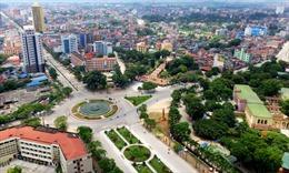 Xây dựng Thành phố Thái Nguyên thành đô thị hiện đại