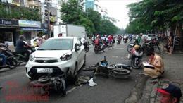 Đi công tác bị tai nạn có được hưởng trợ cấp?