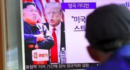 Tàu sân bay lớn nhất Mỹ cập cảng Hàn Quốc, Tổng thống Trump cảnh báo 'mọi việc đã sẵn sàng'