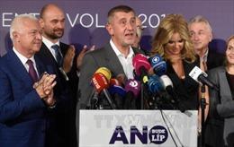 Thủ tướng Séc sẵn sàng đối mặt với cáo buộc gian lận tài chính