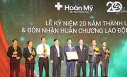 Tập đoàn y khoa tư nhân đầu tiên tại Việt Nam nhận Huân chương Lao động hạng Ba