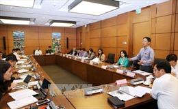 Thông cáo ngày làm việc thứ 2 Kỳ họp thứ 4, Quốc hội khóa XIV
