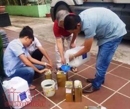 Hơn 2 triệu lít xăng giả đã bán cho người dân Nghệ An