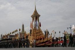 Những điều cần biết về lễ quốc tang 90 triệu USD của cố vương Thái Lan