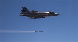Mỹ triển khai phi đội F-35A đầu tiên tới Okinawa