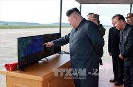 Triều Tiên có thể thử nghiệm động cơ tên lửa mới sử dụng nhiên liệu rắn