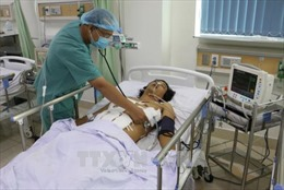 Cứu sống bệnh nhân bị đâm rách tim, thủng phổi, ga và dạ dày