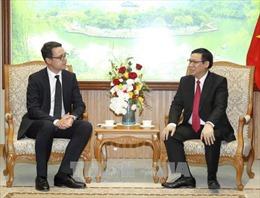 Hoan nghênh doanh nghiệp Thụy Sỹ tham gia xây dựng cảng hàng không tại Việt Nam