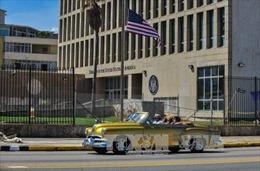 La Habana trao công hàm phản đối Mỹ âm mưu làm suy yếu chủ quyền Cuba