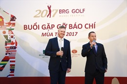 2017 BRG Golf Hà Nội Festival trở thành sân chơi truyền thống của các golf thủ
