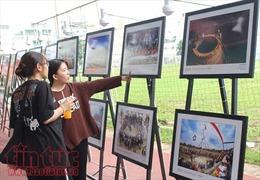 Khai mạc triển lãm 100 bức ảnh Di sản Văn hóa Việt Nam 2017