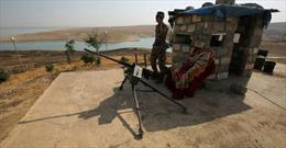 Các lực lượng Iraq tấn công thành trì cuối cùng của IS