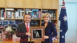 Việt Nam – Australia quyết tâm đưa quan hệ lên tầm cao mới