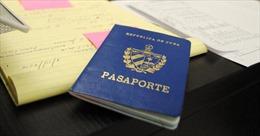 Cuba thay đổi chính sách di trú