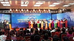 Hà Nội thi tuyên truyền viên về cải cách hành chính