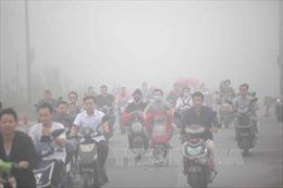 Ô nhiễm không khí tại Bắc Kinh và Thiên Tân ngày càng trầm trọng