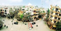 Thành phố Hải Dương mở rộng đạt đô thị loại I