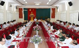 Tổng Bí thư Nguyễn Phú Trọng: Nghệ An cần bứt phá để trở thành đầu tàu ở Bắc Trung bộ
