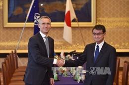 Nhật Bản và NATO tăng cường hợp tác trong những vấn đề toàn cầu