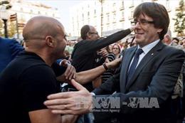 Công tố viên Tây Ban Nha tìm cách buộc tội cựu Thủ hiến Catalonia