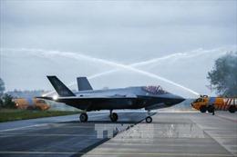 Mỹ điều máy bay chiến đấu F-35 đến Nhật Bản