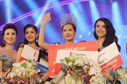 BTC Hoa hậu Đại dương Việt Nam thừa nhận Hoa hậu Ngân Anh đã từng phẫu thuật thẩm mỹ