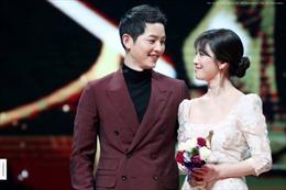 Những hình ảnh đám cưới Song Joong Ki – Song Hye Kyo trước giờ G