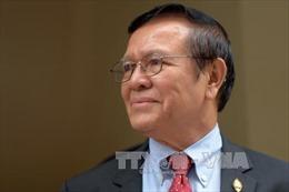 Tòa Tối Cao Campuchia giữ nguyên phán quyết tạm giam thủ lĩnh đảng đối lập