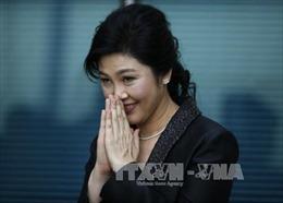 Cựu Thủ tướng Yingluck tới Anh với tư cách du khách