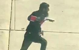 Video khoảnh khắc nghi phạm khủng bố New York tháo chạy trên đường phố
