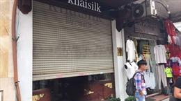 Bộ Công Thương thành lập đoàn kiểm tra Khaisilk