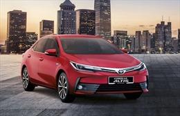 Từ 1/11, hàng loạt mẫu xe của Toyota áp dụng giá bán mới cho năm 2018