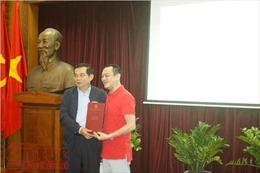 NSND Anh Tú là Phó Giám đốc phụ trách Nhà hát Kịch Việt Nam