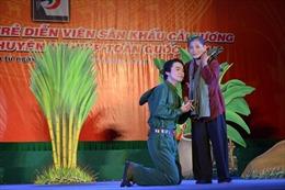 Thi tài năng diễn viên trẻ sân khấu cải lương và dân ca kịch