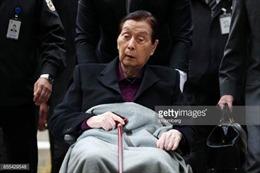 Công tố viên Hàn Quốc đề nghị mức án 10 năm tù đối với nhà sáng lập Tập đoàn Lotte