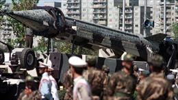 Bị giới hạn tầm bắn, tên lửa Iran vẫn có thể tung đòn vào lực lượng Mỹ