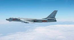 Mỹ nghi máy bay ném bom chiến lược Trung Quốc luyện tập tấn công đảo Guam
