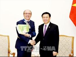 Ủng hộ các doanh nghiệp của Bỉ đầu tư vào Việt Nam