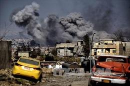 IS đã hành quyết gần 750 dân thường tại Mosul