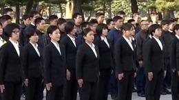 Nhật Bản triển khai đội nữ cảnh sát tinh nhuệ bảo vệ Đệ nhất Phu nhân Mỹ