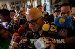 Venezuela điều chỉnh nhân sự cấp cao