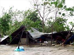 Phú Yên: Tạm ứng ngân sách hỗ trợ gia đình bị sập nhà hoặc hư hỏng nặng