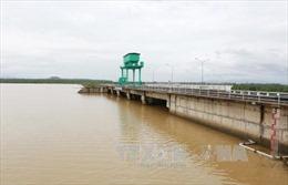 Chủ động hạ thấp sớm mực nước các hồ chứa để đón lũ