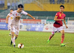 V.League 2017: Hoàng Anh Gia Lai giành trọn 3 điểm trên sân khách