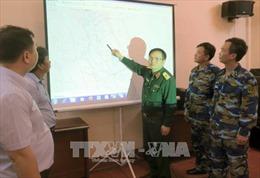 Huy động 15 tàu tham gia tìm kiếm thuyền viên mất tích trên vùng biển Quy Nhơn