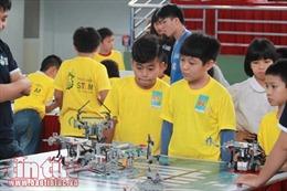 Robotics - một trong những 'ngôn ngữ của tương lai'