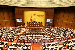 Quốc hội thảo luận về công tác phòng, chống tội phạm và tham nhũng
