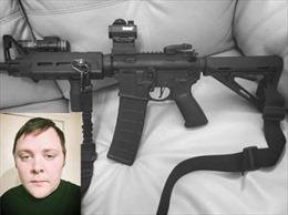 Chân dung cựu nhân viên Không lực Mỹ thảm sát hàng loạt tại nhà thờ Texas
