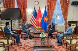 Tân Đại sứ Hoa Kỳ tại Việt Nam khẳng định sẽ vun đắp quan hệ hai nước
