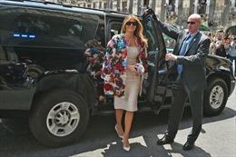 Mỹ: Đệ nhất phu nhân Melania Trump nhập viện